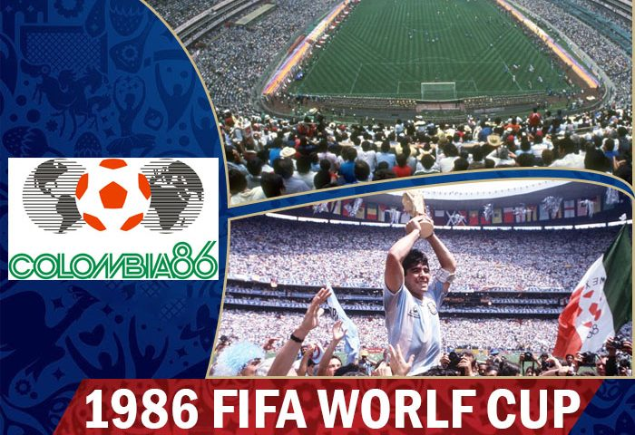 FIFA World Cup 1986