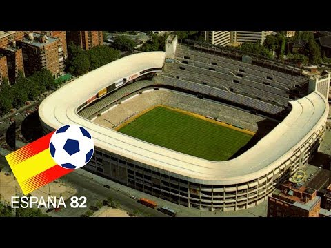 FIFA World Cup 1982